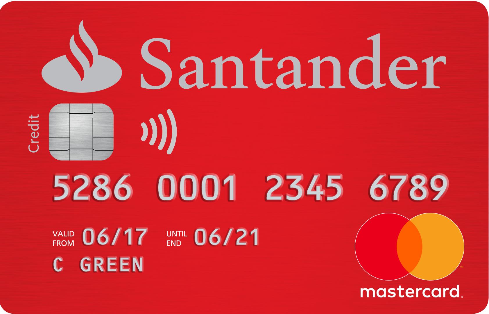 Santander   Everyday Credit Card - In depth info & reviews   Choose ...