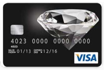Black diamond visa credit card in depth info reviews black diamond visa credit card reheart Image collections