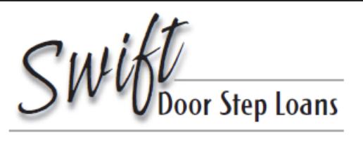 Swift Doorstep Loans logo