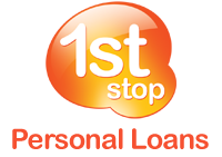 1st Stop Personal Loans logo