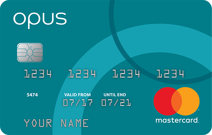 Bad Credit Credit Cards >> Opus Bad Credit Credit Card